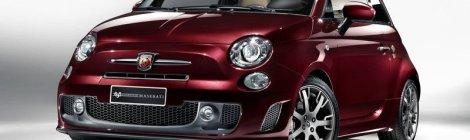 Abarth 695 Edizione Maserati. Photo by netcarshow.com