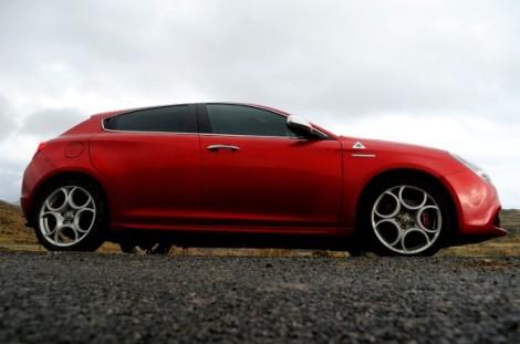 Alfa Romeo Giulietta. Fiat Group's best selling 'C' segment car in Europe