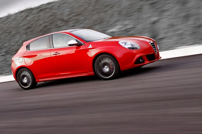 Alfa Romeo Giulietta. Currently on production for C-segment