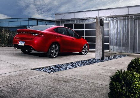 Dodge Dart. Photo by netcarshow.com