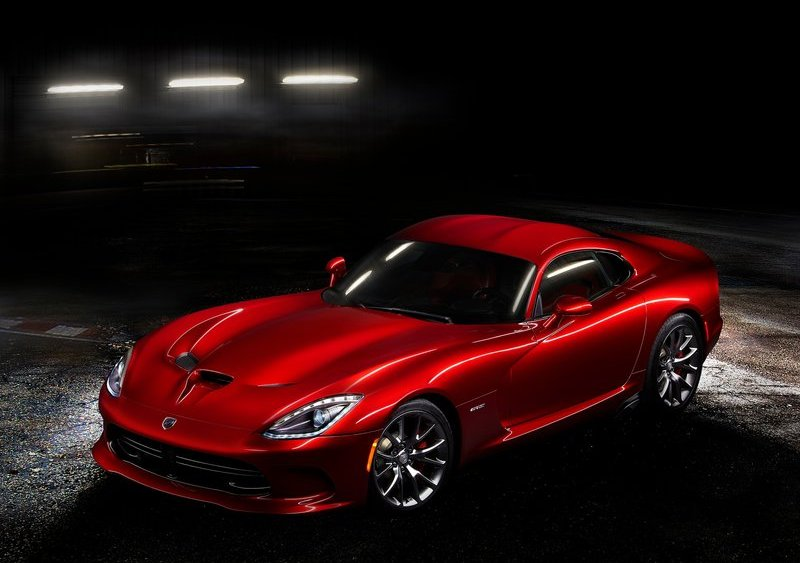 The new SRT Viper, with an Italian touch. Photo by netcarshow.com