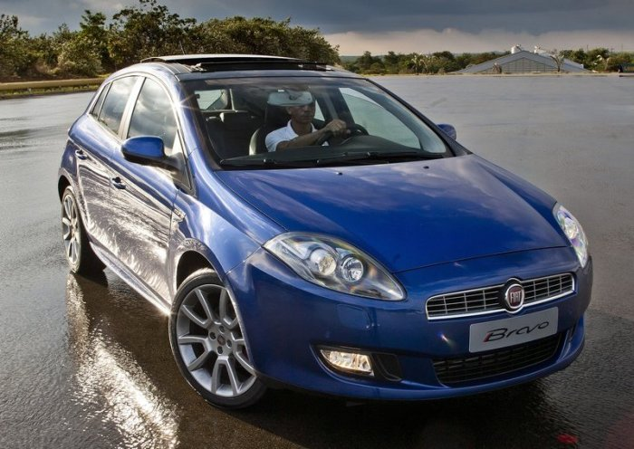 Fiat Bravo. Photo by netcarshow.com