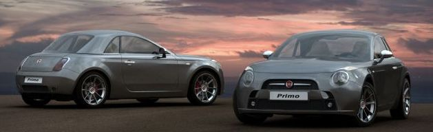 A render of possible 500 roadster. Photo by solofiat500.com