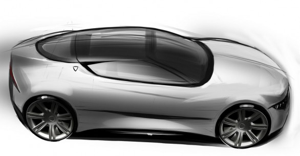 A Lancia render exercise. Graphic by eurocarblog.com