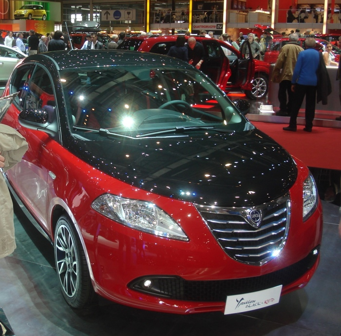The 2011 Lancia Ypsilon, an instant hit in Italy and Greece but no where else