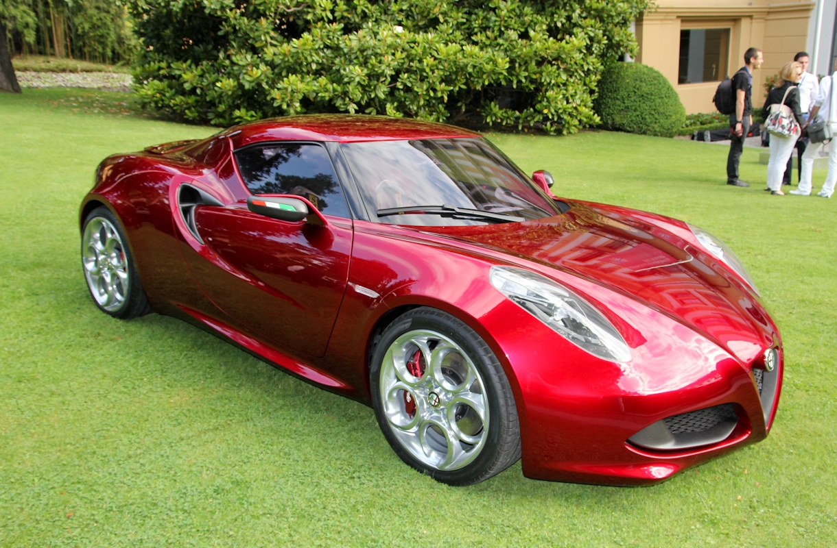 official alfa romeo 4c pictures released us sales to be limited page 2. Black Bedroom Furniture Sets. Home Design Ideas