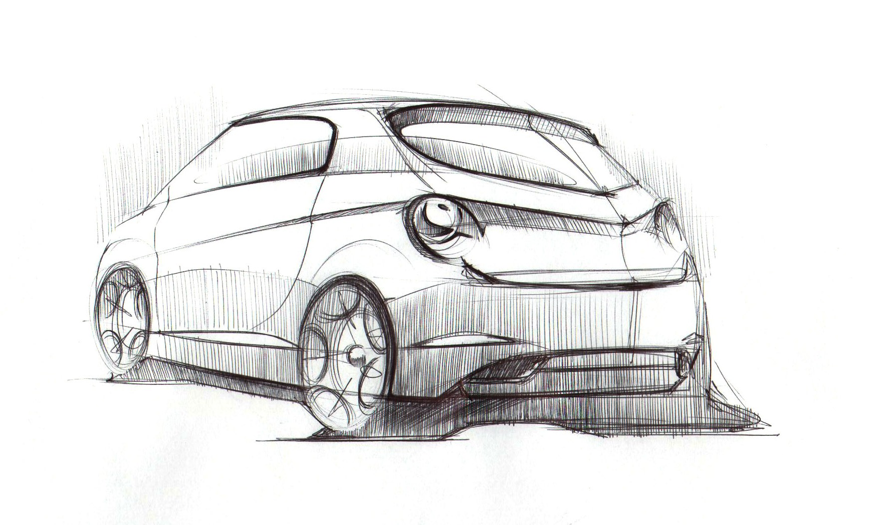 what if there was an alfa romeo citycar