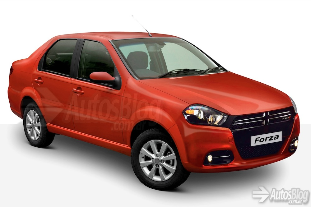 Car Brands Beginning With A >> Venezuela: a rebadged Fiat could see the light | Fiat Group's World