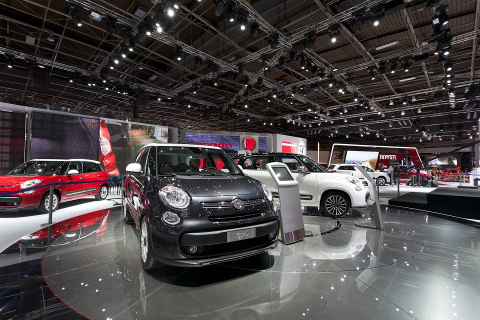 Fiat Chrysler In Paris Motor Show 2012 Fiat Group 39 S World