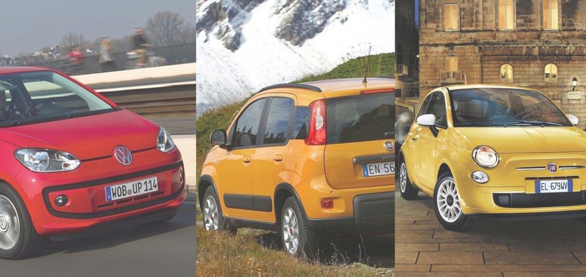 September 12 Vw Up Shines Fiat Panda Is Back Fiat