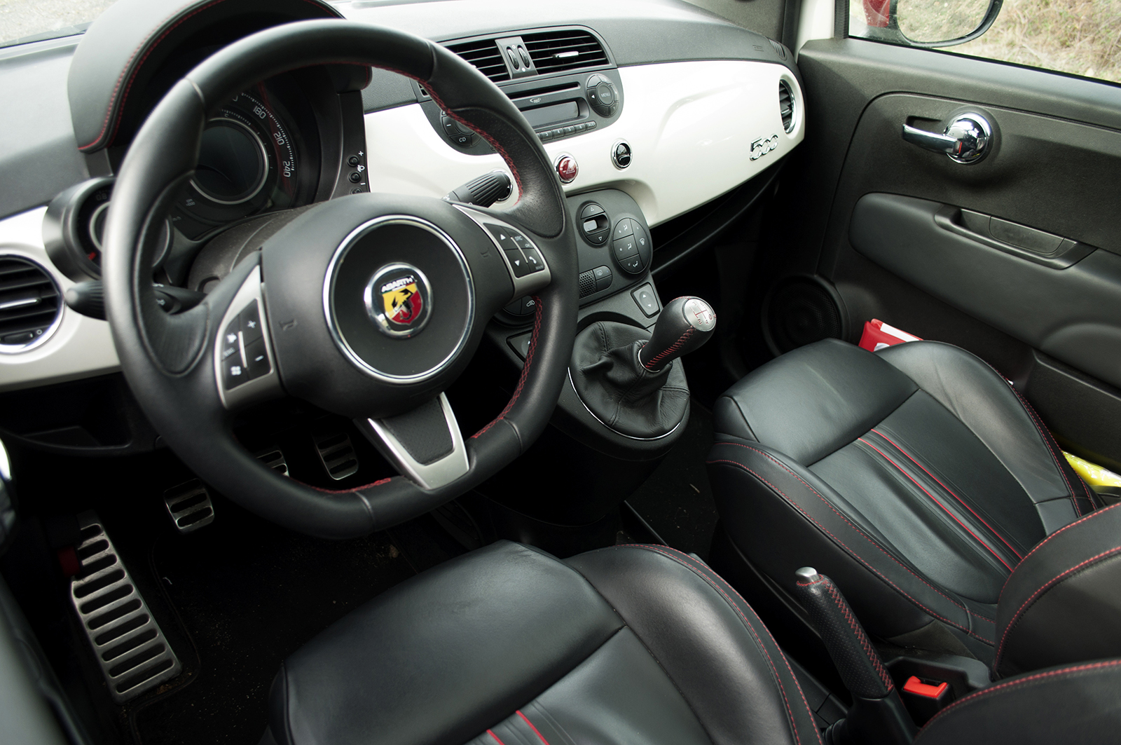 long-term test. abarth 500 impresses | fiat group's world