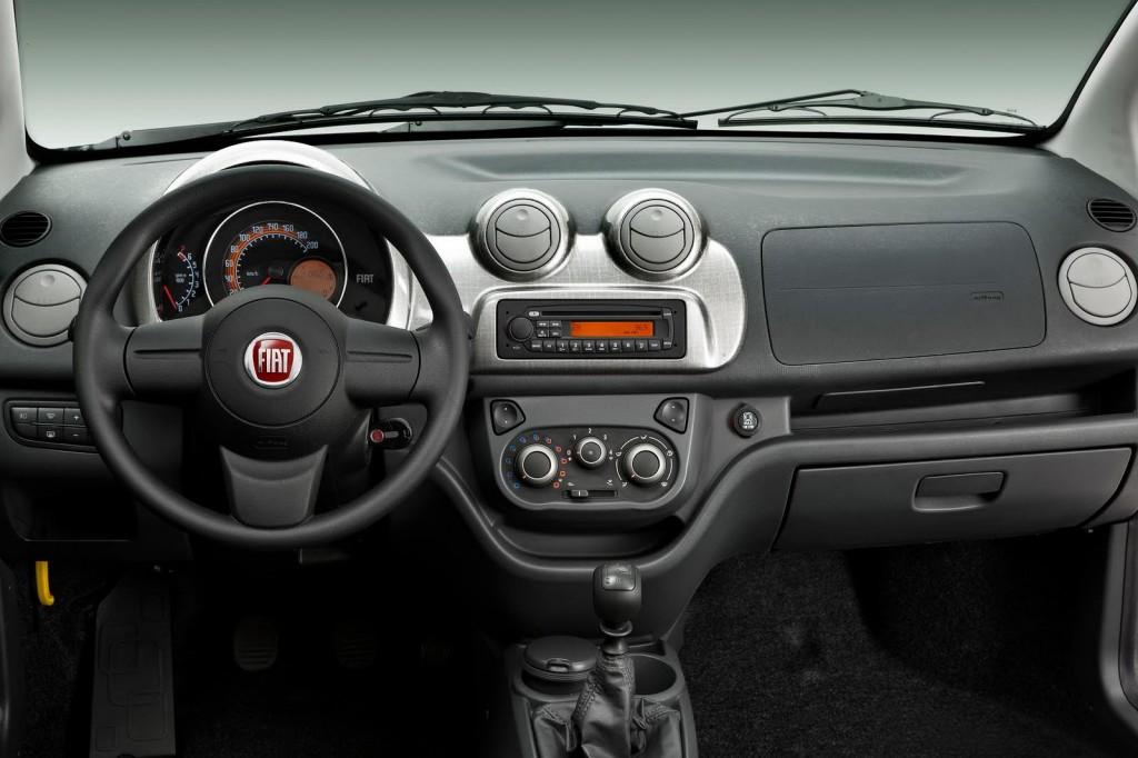 Fiat Uno 2012 Interior Fiat Groups World