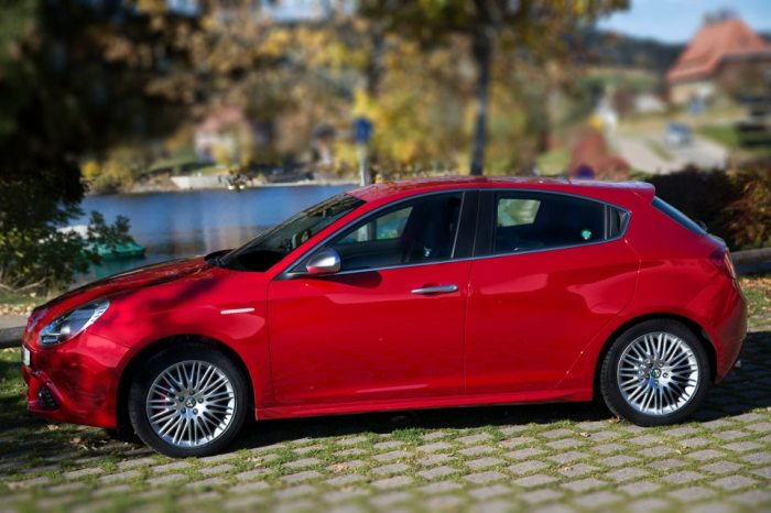 The success of Giulietta in Brazilian market could be severely affected by high import taxes