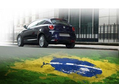 Alfa Romeo in Brazil