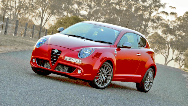 The MiTo could arrive soon to Chrysler's dealerships in Brazil.