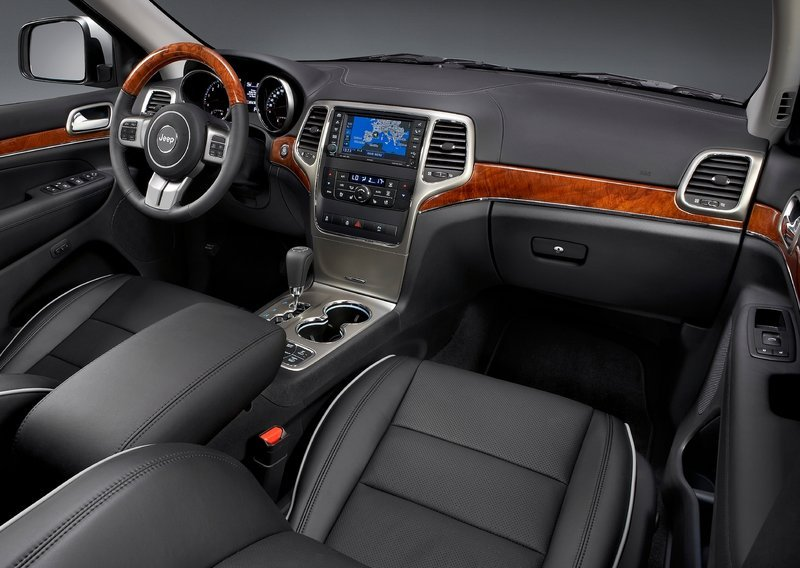 jeep grand cherokee interior fiat group 39 s world. Black Bedroom Furniture Sets. Home Design Ideas