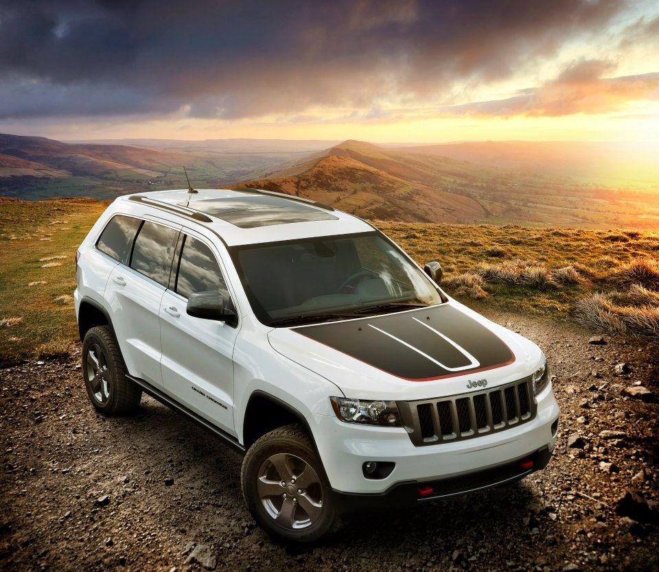2012 Jeep Cherokee: Jeep Grand Cherokee Trailhawk 2