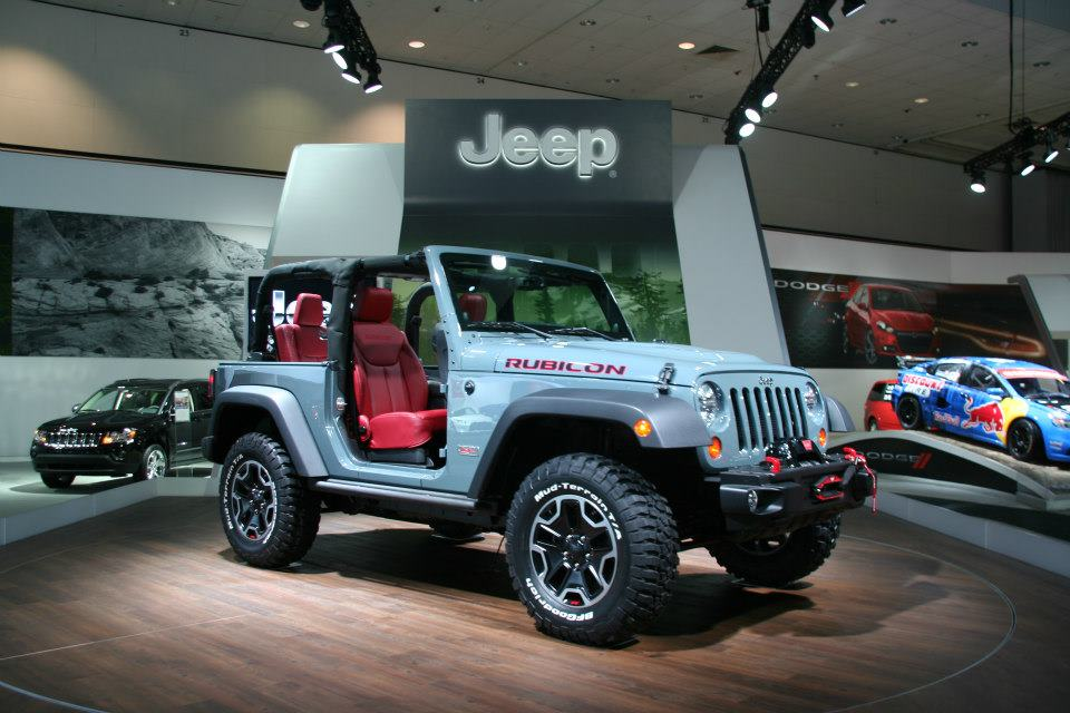10th Anniversary Edition for the Jeep Wrangler Rubicon