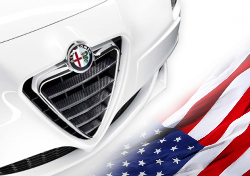 Alfa Romeo in USA