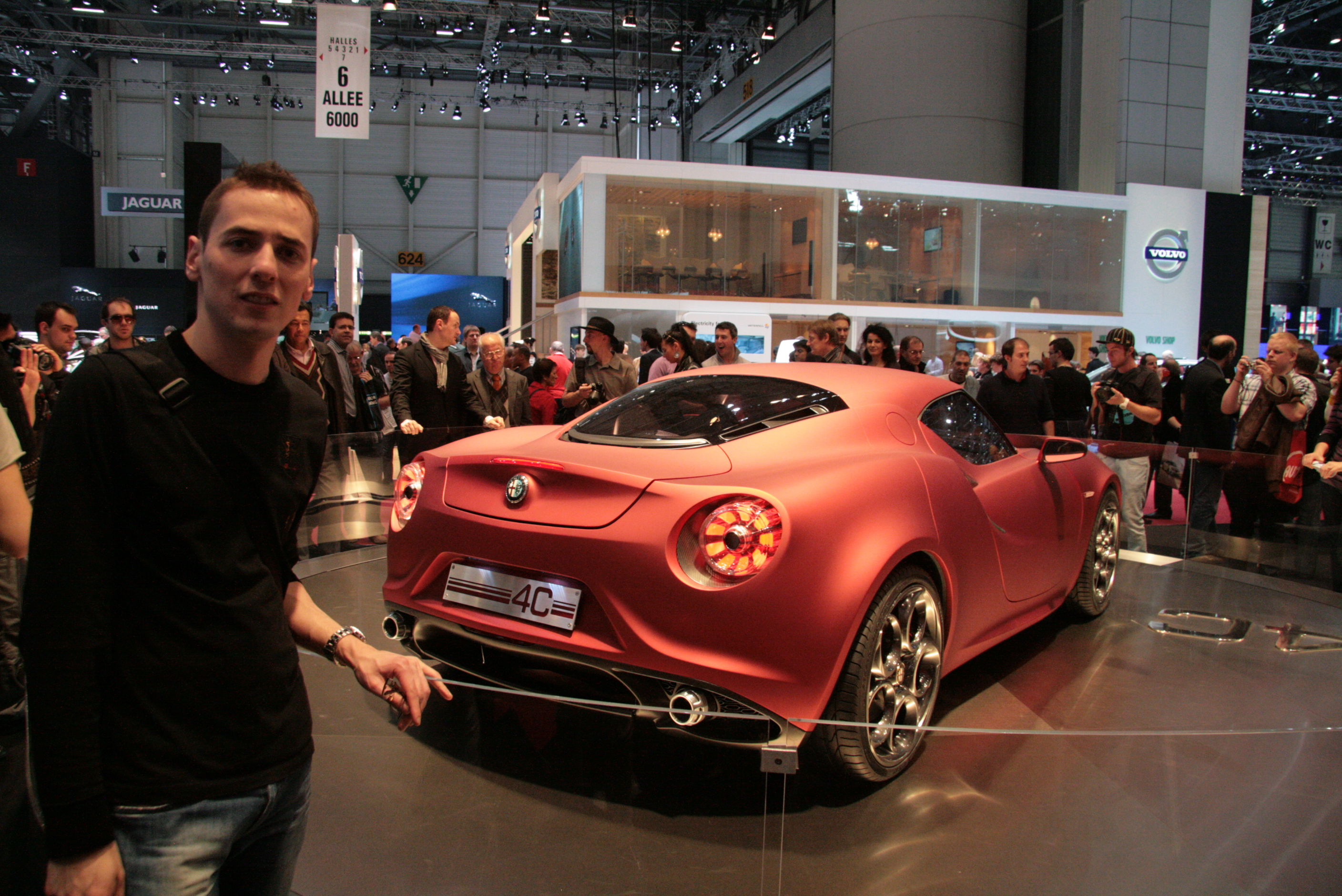 alfa romeo in usa this year! | fiat group's world