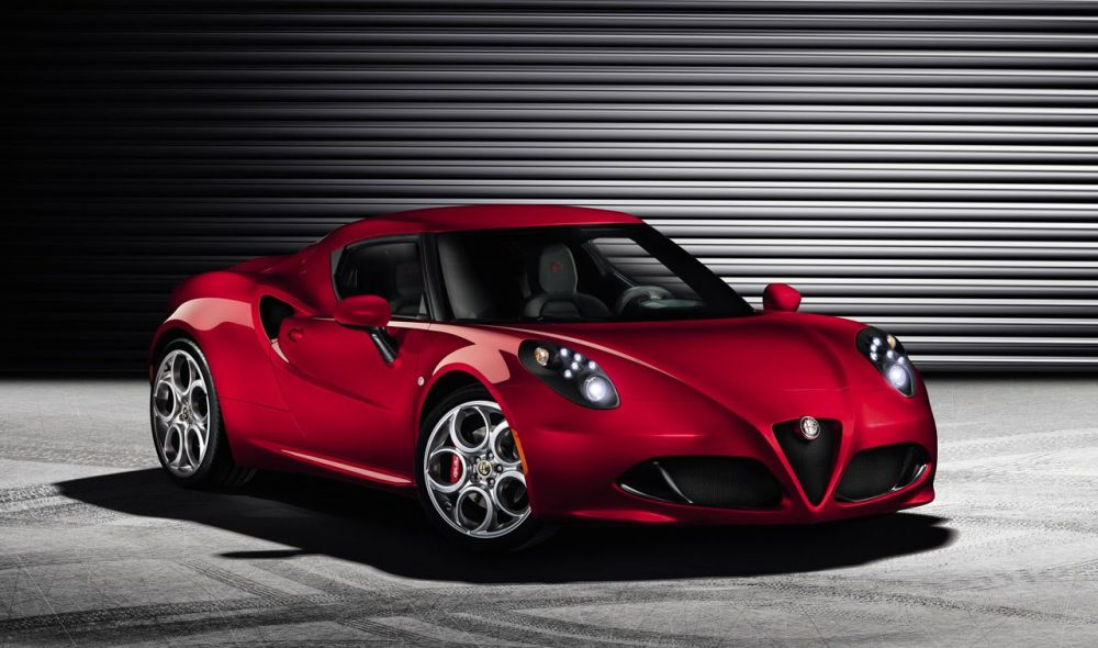 My opinion about the Alfa Romeo 4C (2/4)