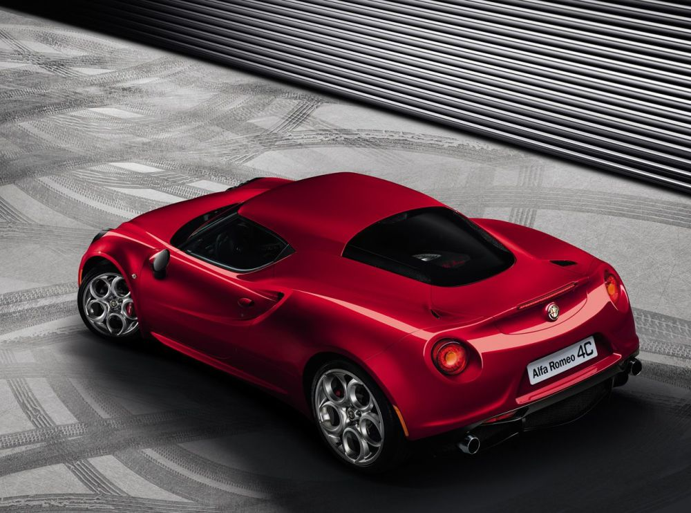 My opinion about the Alfa Romeo 4C (1/4)