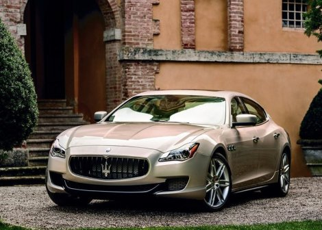 The fantastic Maserati Quattroporte will be also another attraction in Fiat-Chrysler stands.  The Ghibli should arrive in April in Shangai Motor Show