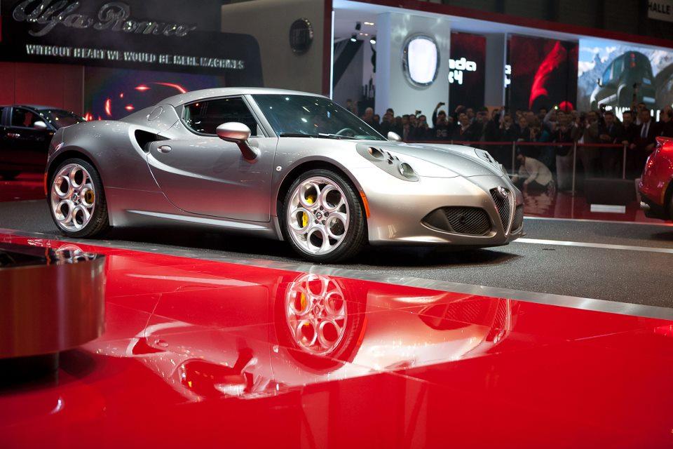 Alfa Romeo 4C 2