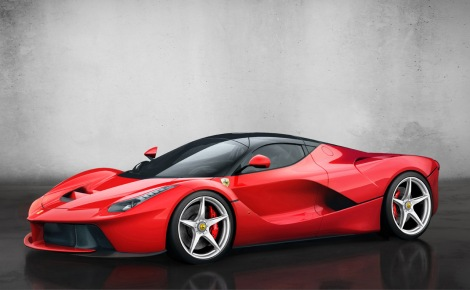 Non è una Ferrari... è LaFerrari