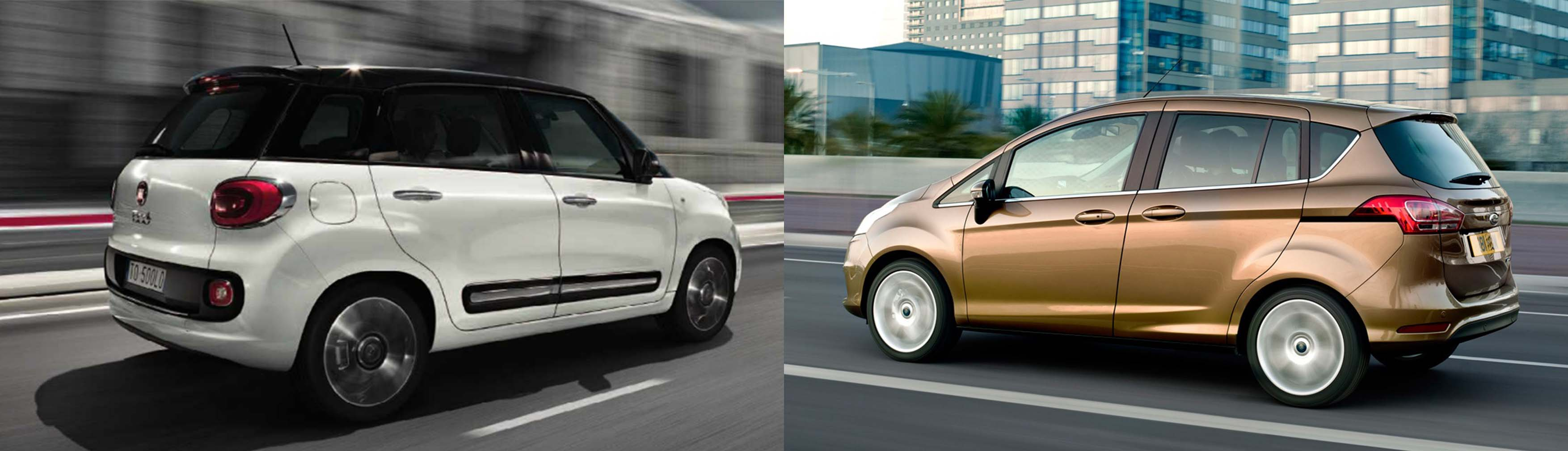 Fiat 500l Or Ford B Max Fiat Group 39 S World