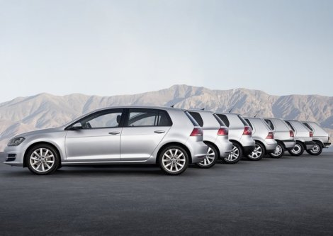 The Golf is the perfect example of the 4 'P' of marketing: it is good as product, at promotion, at price and at place (distribution). It also explains the way VW works: evolution instead of revolution. The car is pretty much the same since its launch more than 30 years ago. Efficiency is the key.