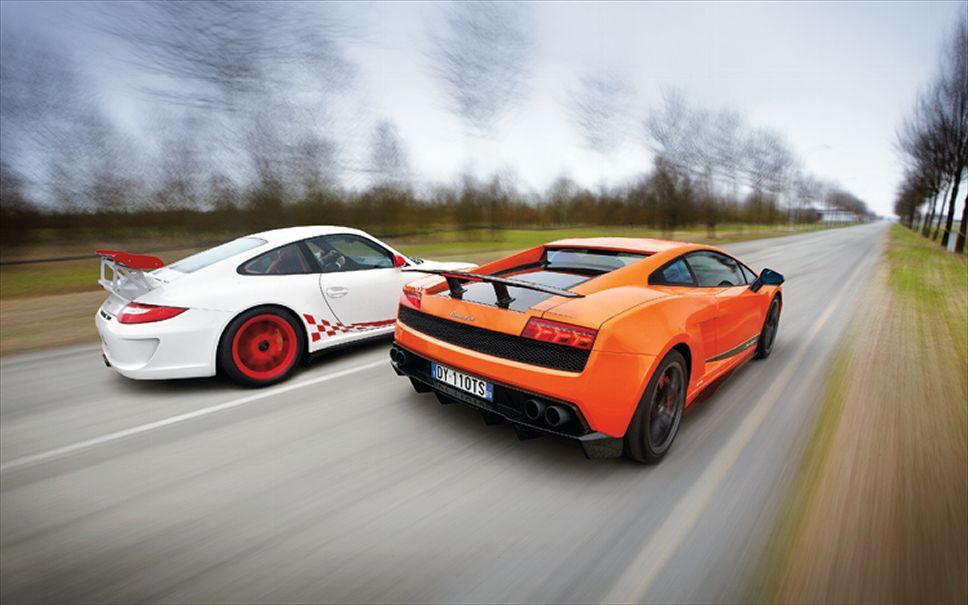 Lamborghini SWOT Analysis, Competitors & USP
