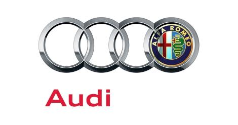 Audi and Alfa 2