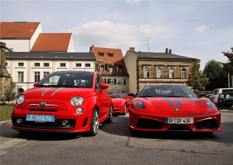 Fiat And Ferrari A Weird Relationship Fiat Group S World