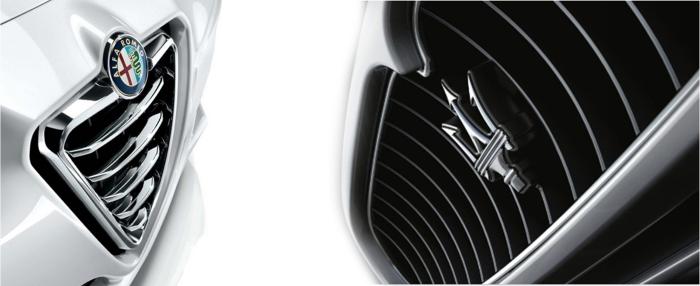 Maserati and Alfa Romeo