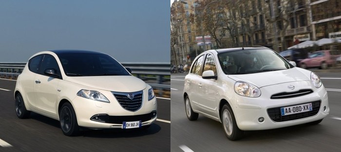 Ypsilon vs Micra 3