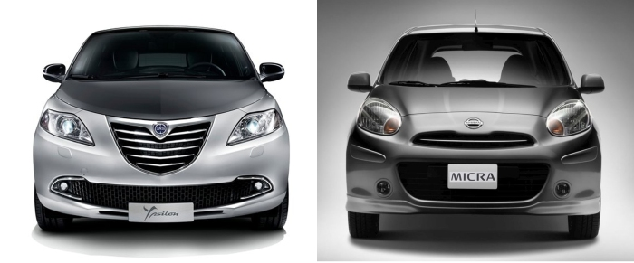 Ypsilon vs Micra 7