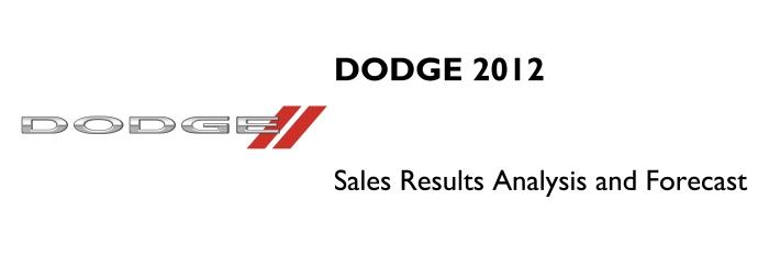 Dodge 2012