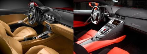 Ferrari vs Lamborghini 8