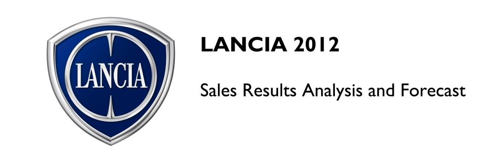 Lancia 2012