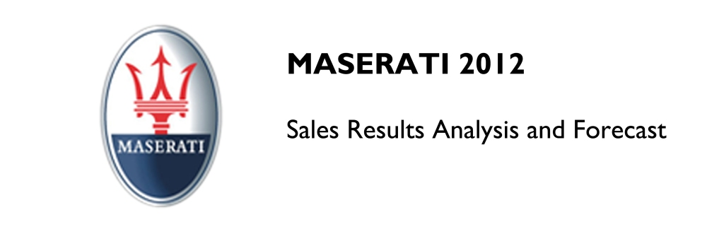Maserati 2012