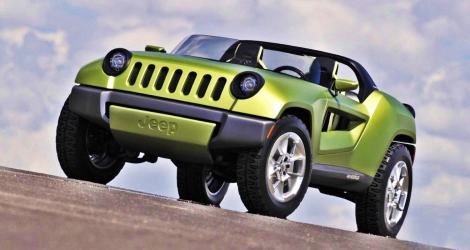 Fiat and Chrysler together: Jeep and Fiat will finally begin its B-SUV project in Italian factories. The small SUV is expected to be presented in 2014.