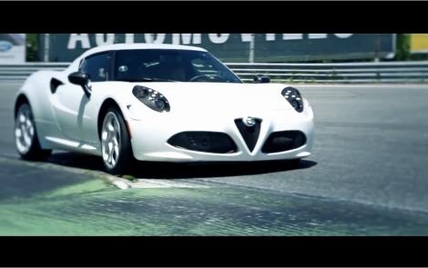 Alfa 4C Videos