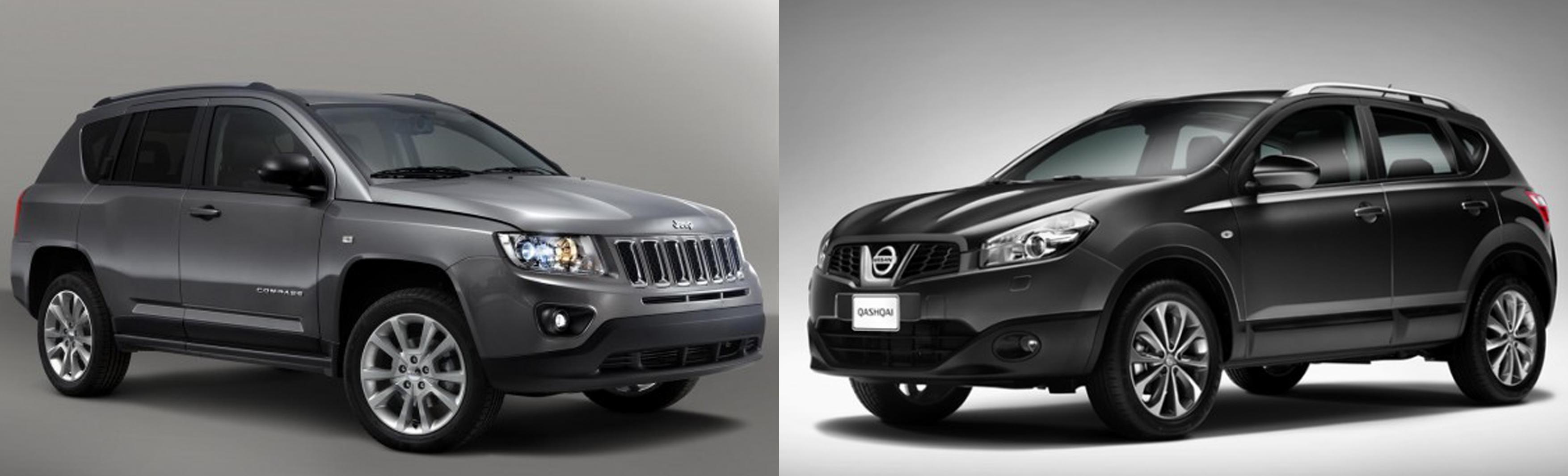 Home » Compare Nissan Rogue And Qashai