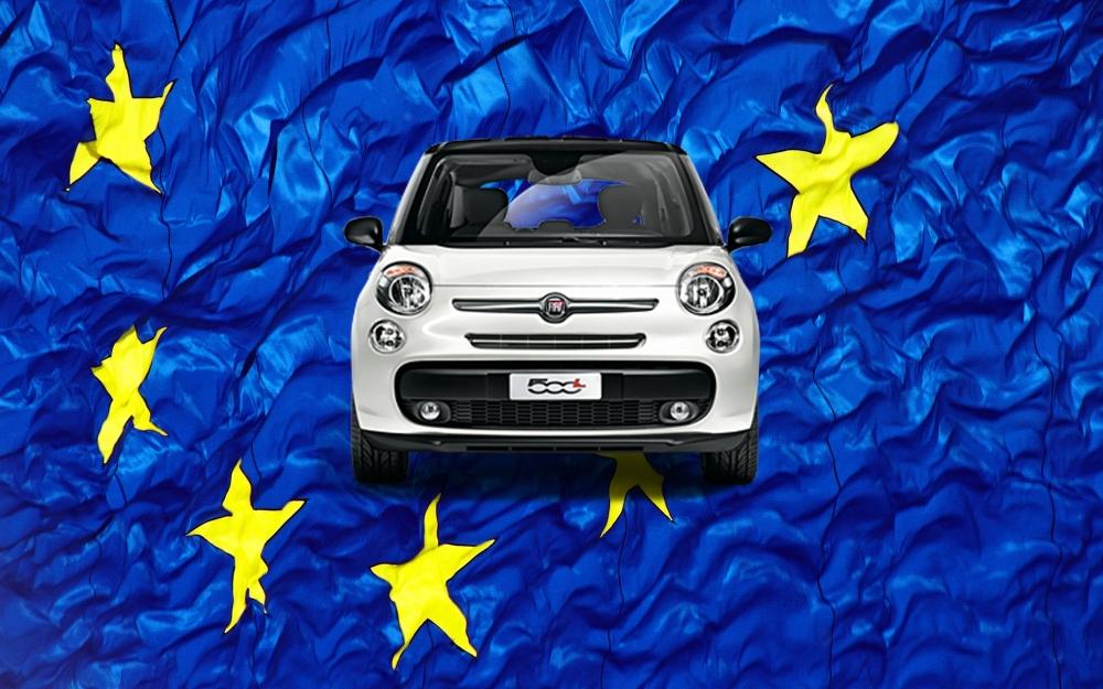 Fiat 500L Europe 2013