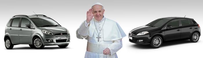 Papa Francisco Fiat