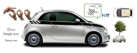 Fiat 500 IMC