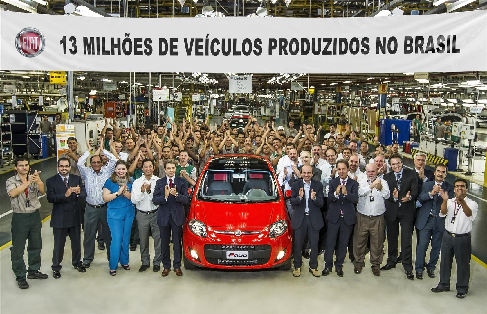 The Importance Of Brazil For Future Fiat Cars Fiat Group S World