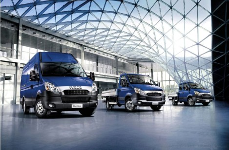 Iveco Daily range. It is Iveco's most popular. It makes part of the Light Commercial Vehicle segment.
