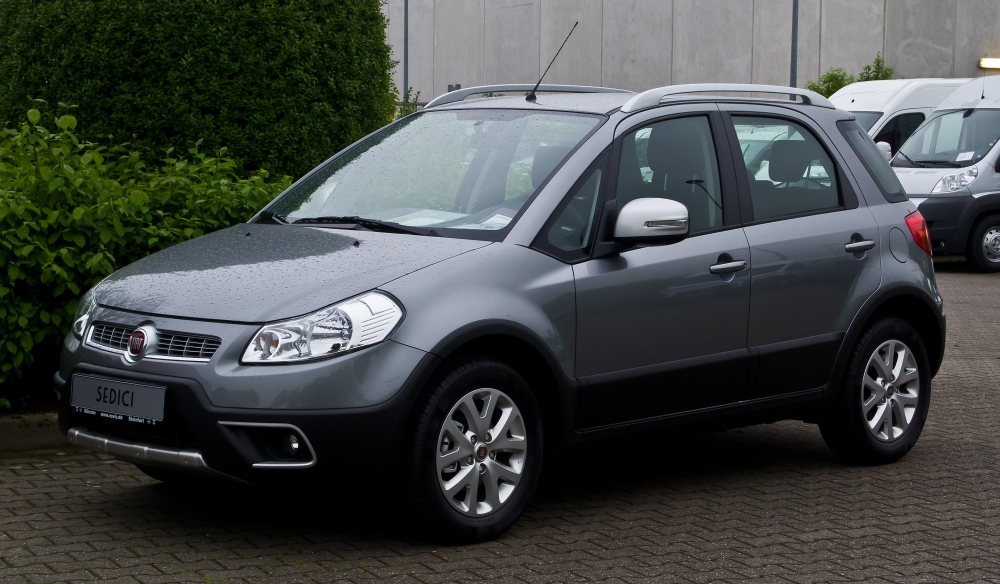 The 10 Fiat-Chrysler cars I like the least. Yours? (4/6)